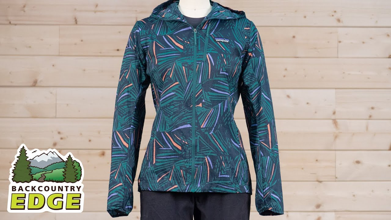 outlet store sale top design new lifestyle Patagonia Women's Houdini Jacket - YouTube