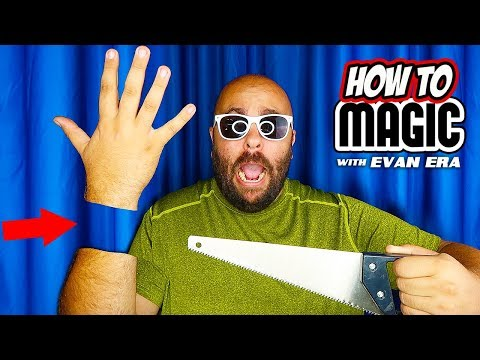 7 Impossible Magic Body Pranks