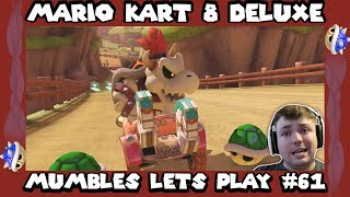 Dry Bowser + Pony Kart = Best Combo Ever? Mario Kart 8 Deluxe 200cc - Mumbles Let