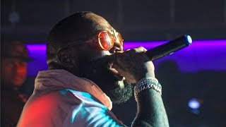 Rick Ross - Live Performance in Raleigh, NC (FULL VIDEO) 04/21/17