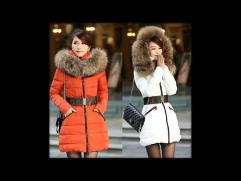 Модные женские куртки 2016