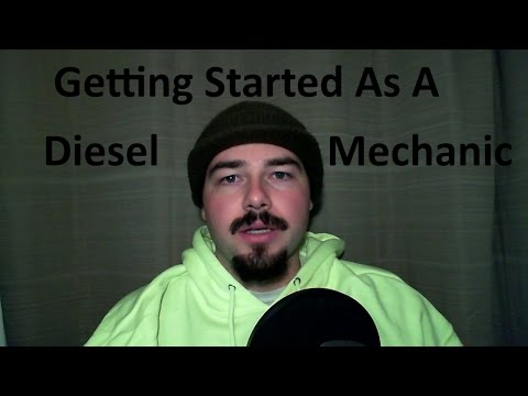 Tips For Getting Started In The Diesel Mechanic Field.