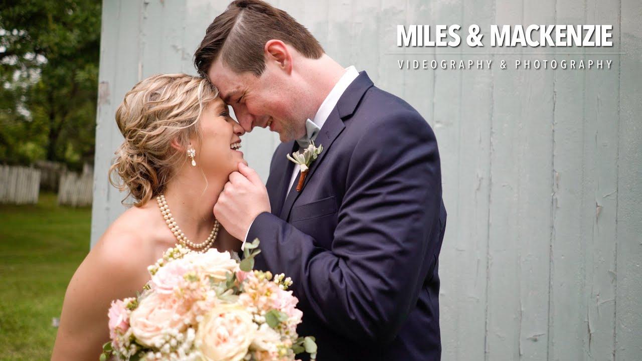 Wedding Video –Cedar Rapids, Iowa