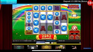 Action Packed live stęam - £1,000 vs Slots and roulette featuring LOTS of big wins and bonuses