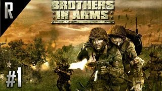 ◄ Brothers in Arms: Road to Hill 30 Walkthrough HD - Part 1