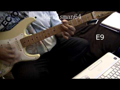 GLENN JONES - SHOW ME - Guitar play along