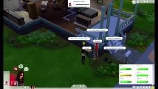 Sims 4 I E. 1 I Starten på en ny Youtube