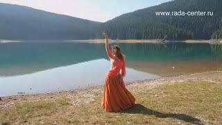 Йога-Танец в исполнении Евы Баутиной