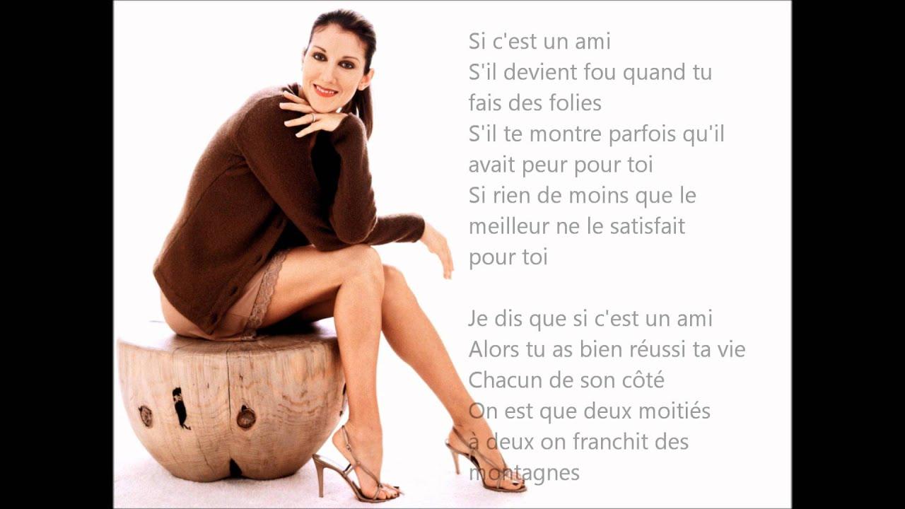 -hymne-a-lamitie-celine-dion-1984-bozo-girl