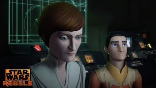 Star Wars Rebels: Mon Mothma makes perfect sense