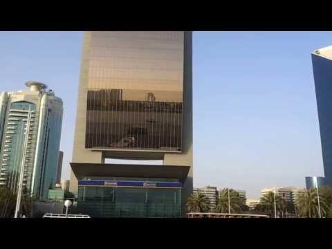 Golden Windows Emirates NBD Bank Dubai Creek