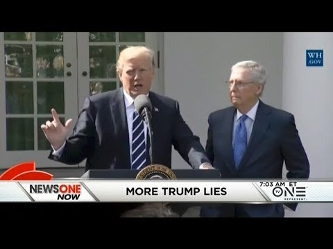 Download Youtube: #TrumpLiesMatter: President Trump Uttered A Multitude Of Lies During A Wide-Ranging Presser