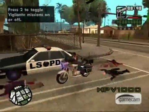 GTA San Andreas-przeróbka