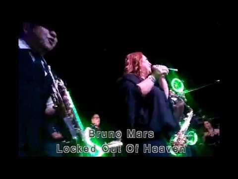 Los Penetras Eletro  -  Bruno MarsDavid Guetta