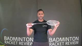 karakal s70ff badminton racket court tested what a weight difference