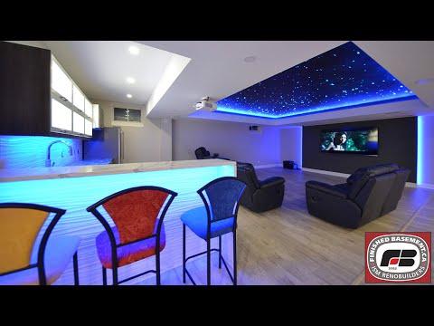 basement remodels