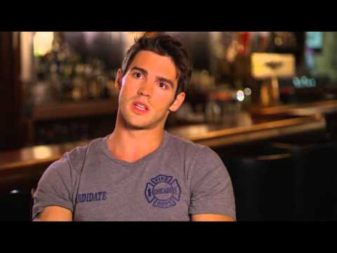 CHICAGO FIRE SEASON 4 PREMIERE   with STEVEN R. MCQUEEN