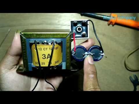 Cara Merakit Power Amplifier Dengan Kit Ocl 150 Watt Mono