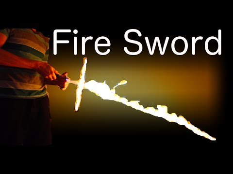 Thumbnail: Fire-Saber and Other Awesome Experiments!