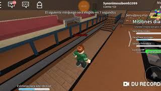Epic mini-games Roblox ElSobis99 and Jancarlo827