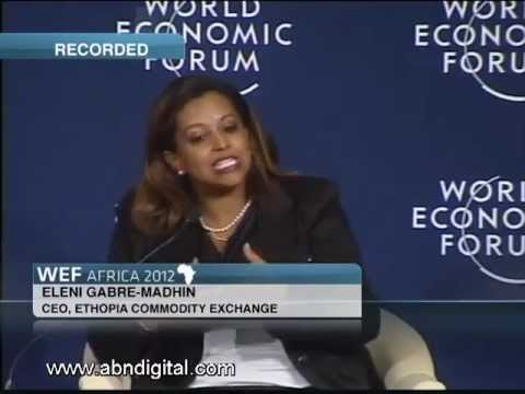 WEF Debate: Developing Africa's Capital Markets - Part 1
