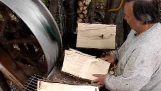 Redneck Log Splitter - Round 2