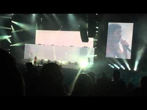 Drake Vs Lil Wayne FULL Concert - Charlotte, NC - 8/30/14 [HD]