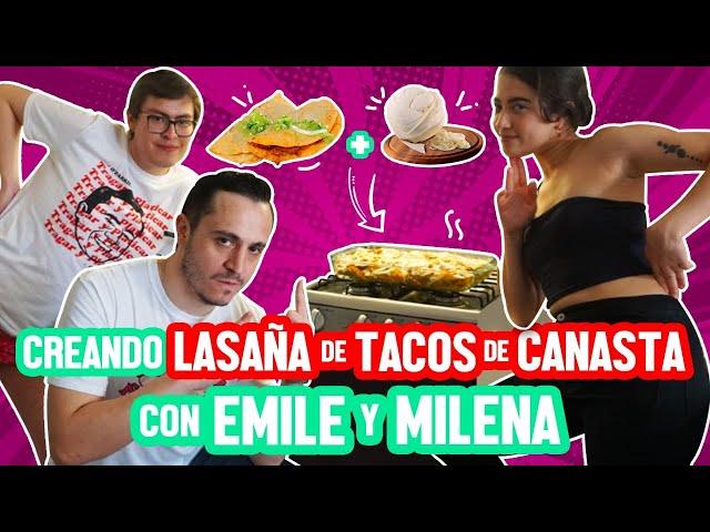 LASAÑA DE TACOS DE CANASTA - ÑamÑam (Episodio 123) - Casa Comedy TV