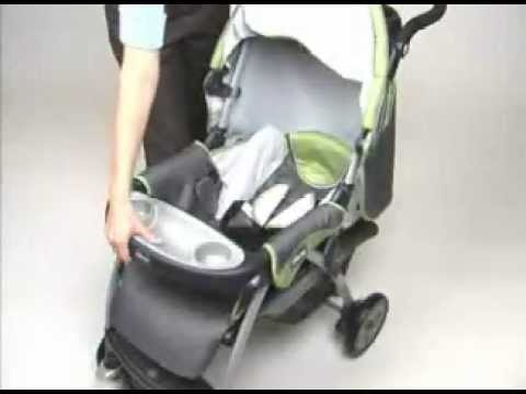 Chicco Cortina Travel System Youtube
