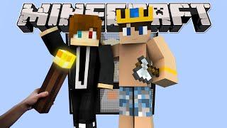 Türkçe Minecraft - YEP YENİ SERİ! - Biyom Survival #1 - w/Wolvoroth Gaming