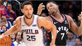 Toronto Raptors vs Philadelphia 76ers - Full Game Highlights | December 8, 2019 | 2019-20 NBA Season
