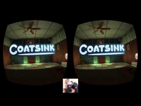 GearVR exploration with Cymatic Bruce Pt.2 - Gameplay and Questions