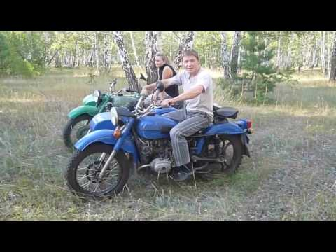 Сборник мото приколов Мотоциклы УралДнепр[1].mp4