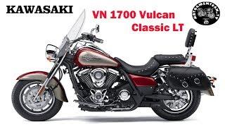 kawasaki VN1700 Vulcan Classic LT обзор мотоцикла