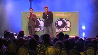 Killa Mahanie vs Primitiv - Belgium Beatbox Battle 2010 - Final - BBB³TV
