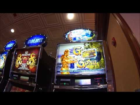 Tour of the Gold Coast Casino in Las Vegas, a Popular Locals/Asian Hangout