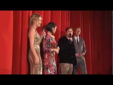 Selena, Ashley, Vanessa & Harmony in the theater in Berlin, Germany - 19/02/2013