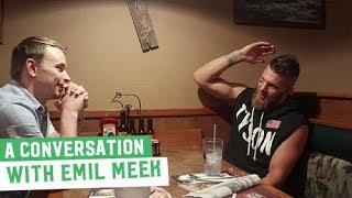 A Conversation with Emil Meek in Las Vegas