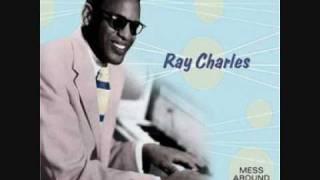Ray Charles - Roll with my baby