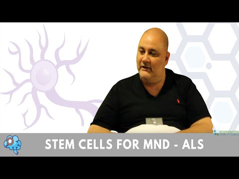 Stem Cell Treatment for Motor Neuron Disease MND ALS Neural Cell Therapy