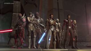 What about Star Wars Knights of the Old Republic 3?