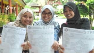 Keputusan Sijil Tinggi Persekolahan Malaysia STPM 2015 Catat Peningkatan