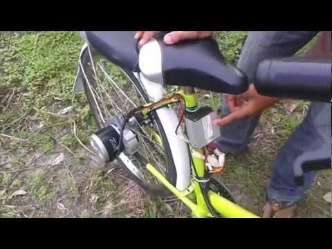 รถจักรยานไฟฟ้า