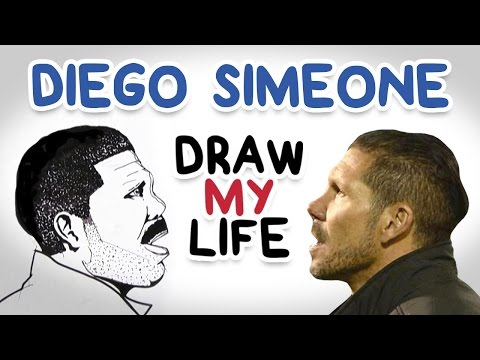 Diego Simeone | Draw My Life