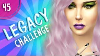 The Sims 4 | Springston Legacy | Part 45 - Goodbye Little Girl.
