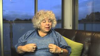 The Importance of Being Miriam - Miriam Margolyes