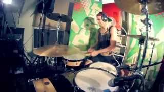 "Drum Cover of ""Blink 182 - When I Was Young"" by Otto from MadCraft"
