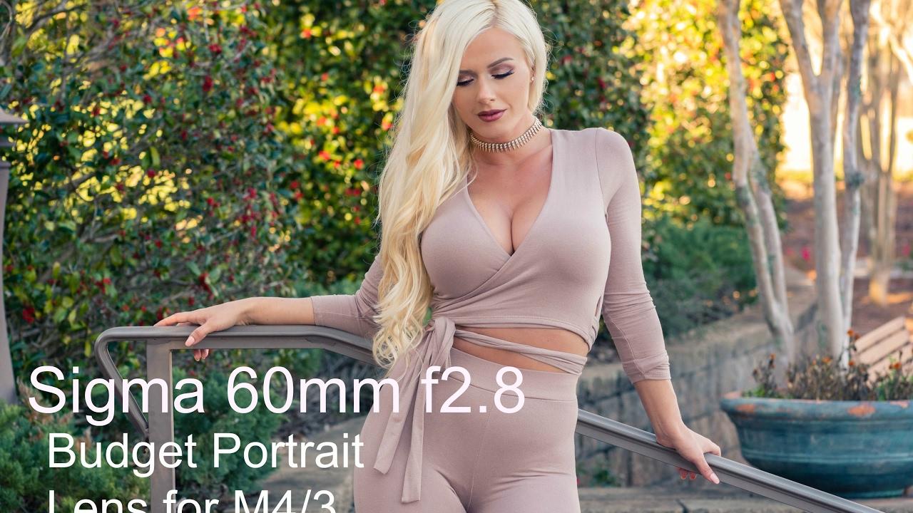 Sigma 60mm F28 Budget Portrait Lens For Micro 4 3 Youtube Nikon Af Nikkor 60mam F 28d