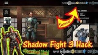 How to hack shadow fight 3 mod apk(link in description)
