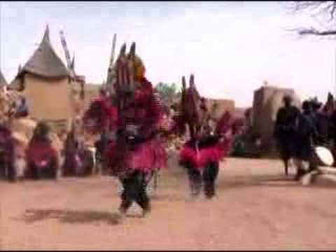Dogon Sigi Ritual Dances